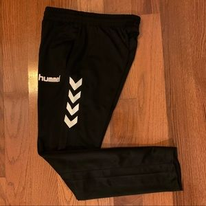 ⭐️Hummel⭐️ kids warm up pants - soccer/athletic YM